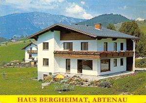 Haus Bergheimat Abtenau House Terrace
