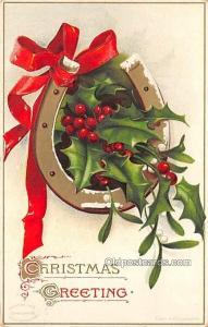 Holiday Postcards 1910