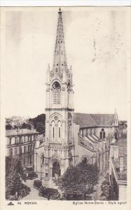 France Royan Eglise Notre-Dame
