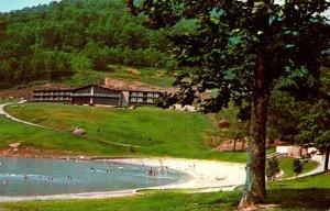 Kentucky Buckhorn Beach At Buckhorn Lodge Buckhorn State Park