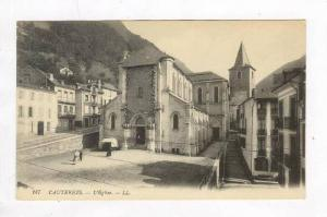 L'Eglise, Cauterets (Hautes-Pyrénées), France, 1900-1910s