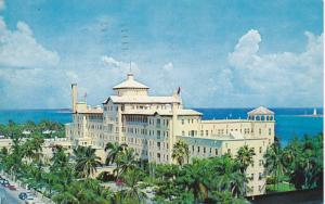 Bird's Eye View, British Colonial Gill Hotel, Nassau, Bahamas, PU-1958