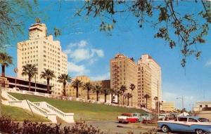 US Yexas Corpus Christi Hotel Buildings, Auto, Cars