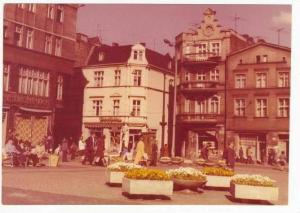 GRUDZIADZ, Poland, 50-60s Street view