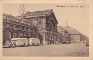Belgium Charleroi Gare du Sud