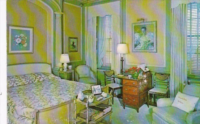 Vermont Shelburne Mrs Webb's Bedroom Shelburne Museum