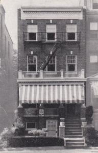 WASHINGTON D. C., 1941 ; Dawson guest House,136 B St N.E., Constitution Ave