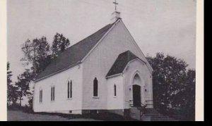 Vermont Rutland Church Scene Dexter Press Archives