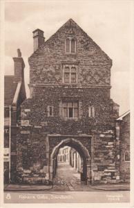 SANDWICH, Kent, England, 1900-1910s; Fishers Gate