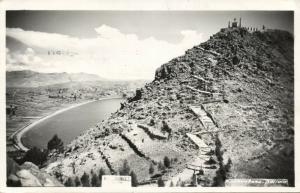 bolivia, COPACABANA, Panorama (1958) RPPC