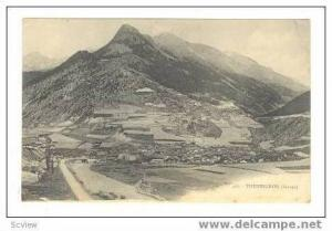 THERMIGNON, France PU 1907, View of town