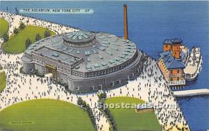 Aquarium New York City NY 1939