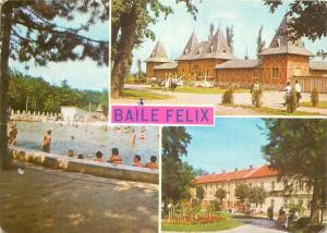 Romania Baile Felix multi view