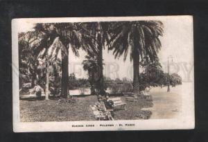 072649 ARGENTINA Buenos Aires Palermo El Paseo Vintage PC
