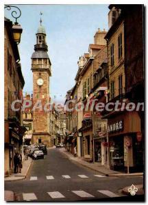 Old Postcard Moulins Allier View jacquemart
