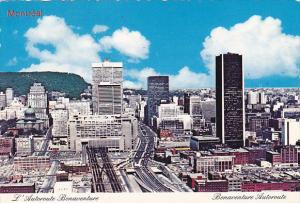Canada Bonaventure Autoroute Montreal