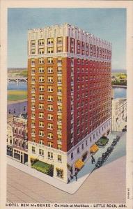 Arkansas Little Rock Hotel Ben Mcgehee On Main At Markham
