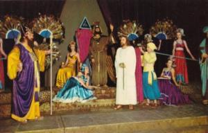 Florida Lake Wales Jesus Is Brought Before King Herod Black Hills Passion Play