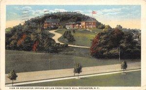 Rochester New York 1918 Postcard Rochester Orphan Asylum