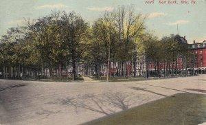 ERIE, Pennsylvania, 1900-1910s; East Park