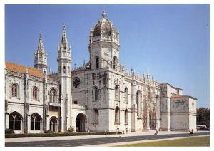 Portugal Monastery of Jeronimos Facade South