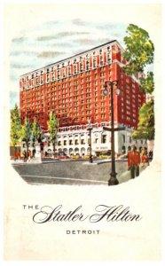 Michigan  Detroit  Statler Hilton Hotel