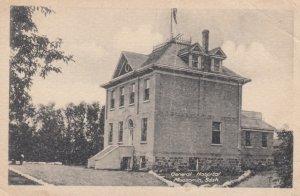MOOSOMIN , Sask. , Canada , 1910-30s ; General Hospital
