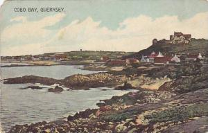 Cobo Bay, Guernsey, Channel Islands, UK, 1900-1910s