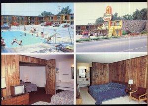 Missouri BRANSON Caprice Motor Inn, Hwy 76 West S.R. - Cont'l