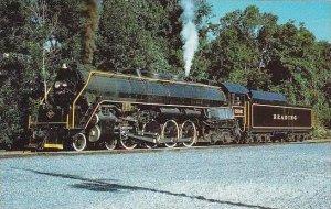 Railroad Reading Railway Locomotive Number 2102