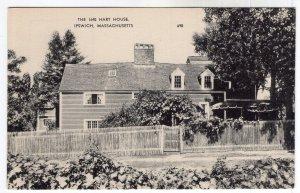 Ipswich, Mass, The 1640 Hart House