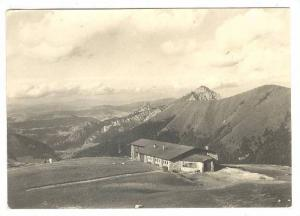 RP, Vratna, Horna Stanica Vytahu, Malá Fatra, Slovakia, 1920-1940s