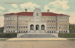 LIMA, Ohio, 00-10s; Lima High School