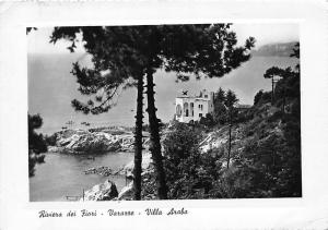 Italy Riviera dei Fiori Varazze Villa Araba