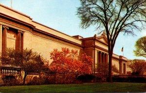 Ohio Cleveland The Art Museum 1961