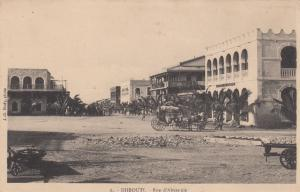 Rue d'Abyssinie, Djibouti, Africa, 1900-1910s