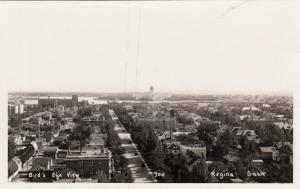 RP: REGINA , Sask., Canada , 1910-30s ; Bird's Eye View