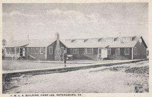 PETERSBURG , Virginia , 1910s ; CAMP LEE ; YMCA Bldg