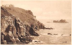 View from Land's End Point, Cote Coast Selectype