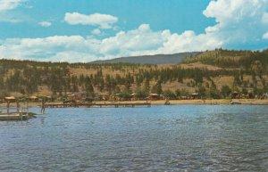 WESTBANK , B.C. , Canada ,1950-60s ; Green Bay Resort