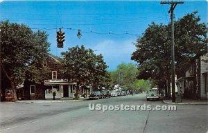 Main Street, Bellport, L.I., New York