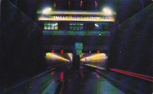 Maryland Baltimore Harbor Tunnel