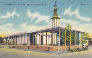 The NETHERLANDS Pavilion , New York World's Fair , 1930s