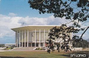 Bandaranaike Memorial International Conference Hall, SRI LANKA, 50-70's