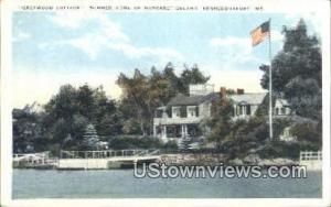 Greywood Cottage, Margaret Deland Kennebunkport ME Unused