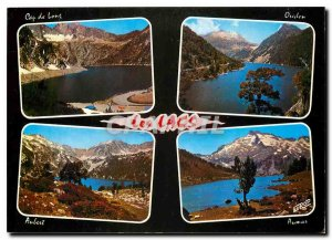 Modern Postcard Our Beautiful Pyrenees The Lakes