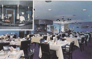 Open Hearth Restaurant , Holiday Inn , Statesville , North Carolina, PU-1968