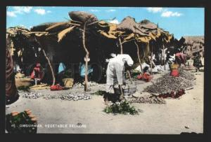 116833 Sudan OMDURMAN Vegetable Sellers Karakashian Bros photo