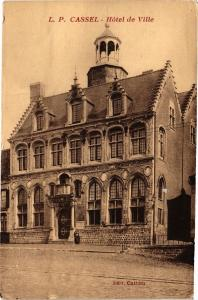 CPA CASSEL - Hotel de Ville (136393)