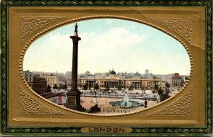 Tucks London Series Trafalgar Square